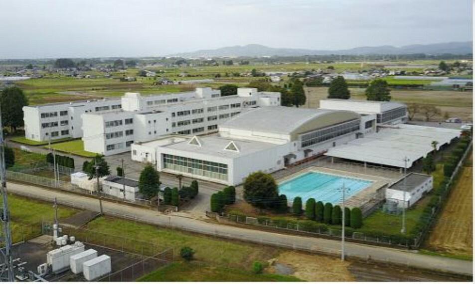 中学校 【中学校】壬生町立壬生中学校まで2010m