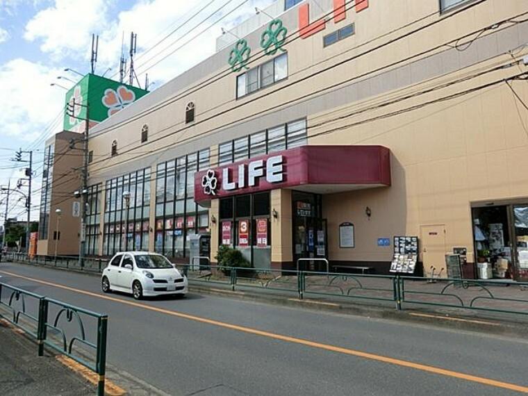 スーパー ライフ西大泉店