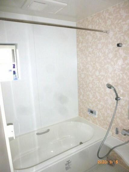 浴室 浴室乾燥付きで快適なバスルーム
