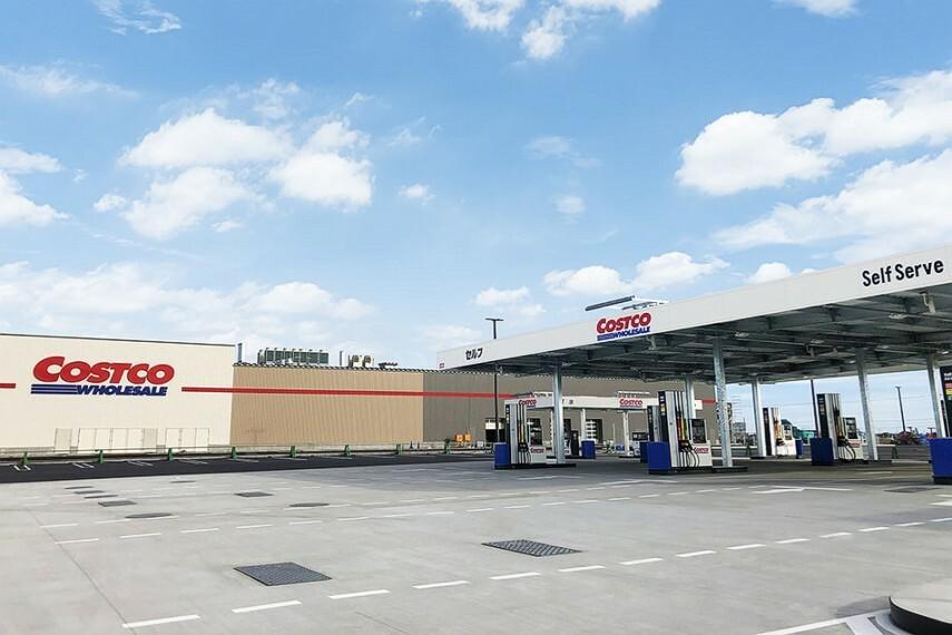 ショッピングセンター コストコホールセール木更津倉庫店(約4900m)車ですぐ行ける大型商業施設です