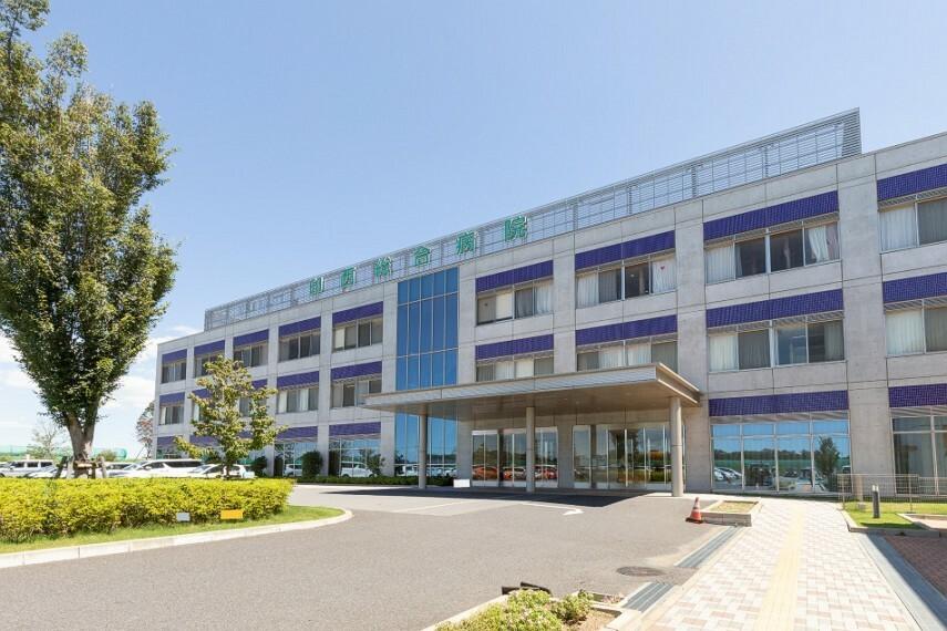病院 印西総合病院 徒歩7分