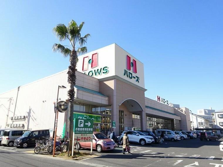 周辺の街並み ハローズ十日市店