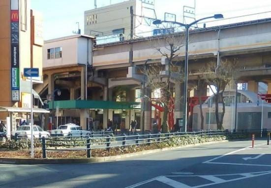 JR常磐緩行線・武蔵野線「新松戸」駅