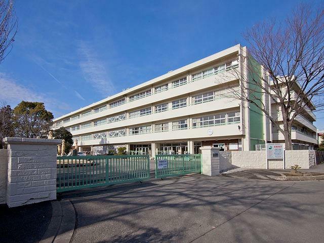 中学校 志木市第二中学校