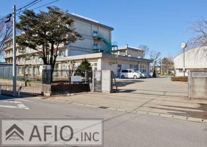 小学校 千葉市立松ケ丘小学校 徒歩1分。