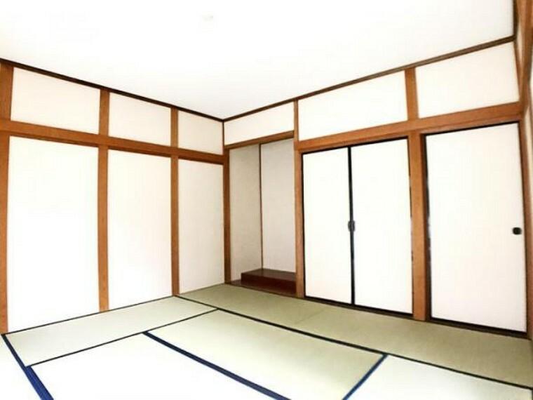1階約8帖和室