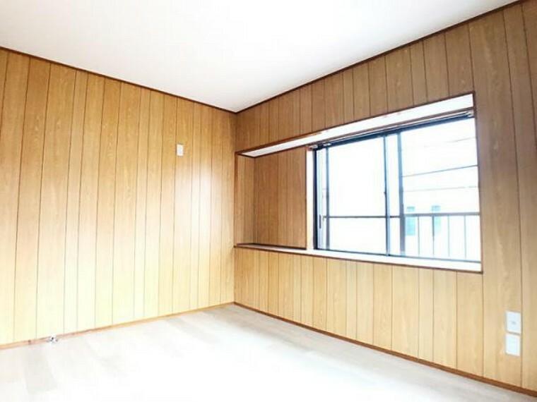 2階約6帖洋室リフォーム済