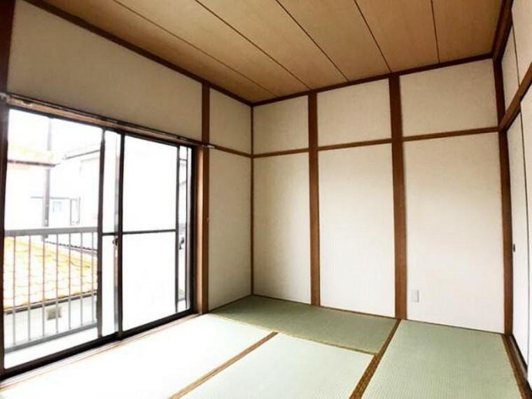 2階約6帖和室