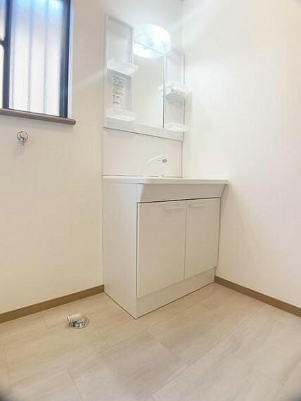 洗面化粧台 洗面所スペース