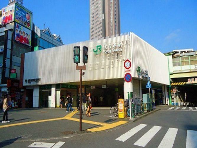 代々木駅(JR 山手線) 徒歩4分。