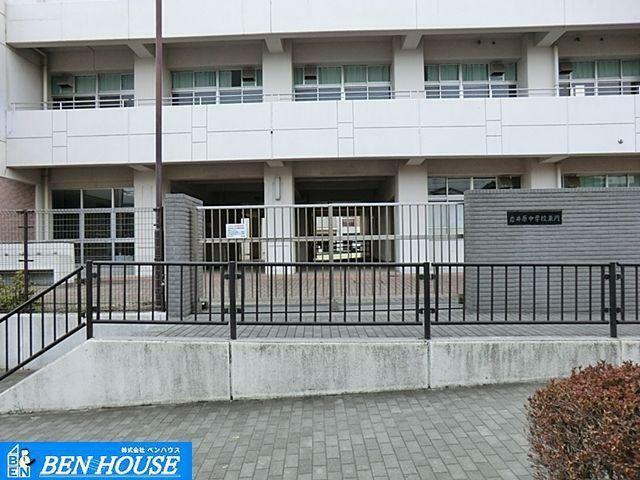 中学校 横浜市立岩井原中学校 徒歩9分。