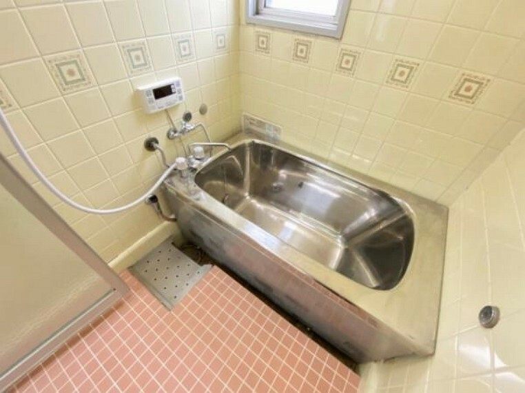 浴室 1日の疲れを癒してくれる浴室