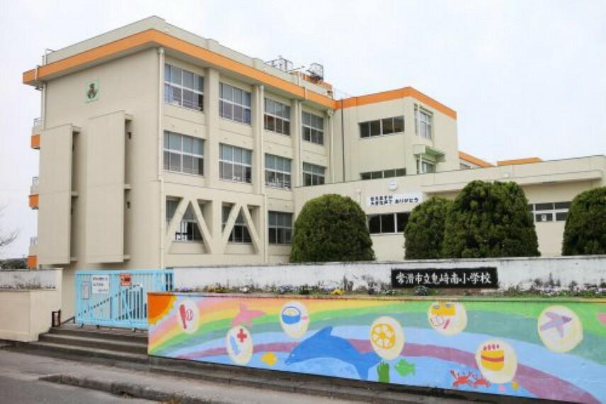 小学校 【小学校】常滑市立鬼崎南小学校まで568m