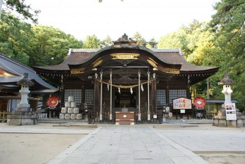 【その他】 武田神社まで2143m