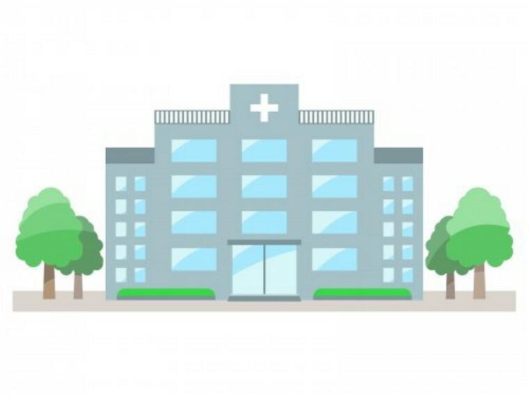 病院 【総合病院】地域医療機能推進機構(独立行政法人)山梨病院まで1666m