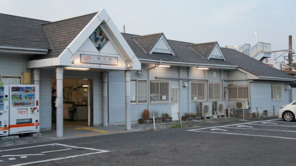 JR関西本線 蟹江駅まで徒歩約14分。(約1100m)