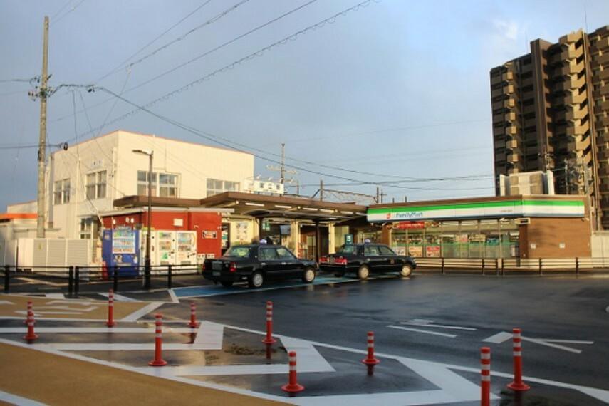 近鉄名古屋線 蟹江駅まで徒歩約7分。(約500m)