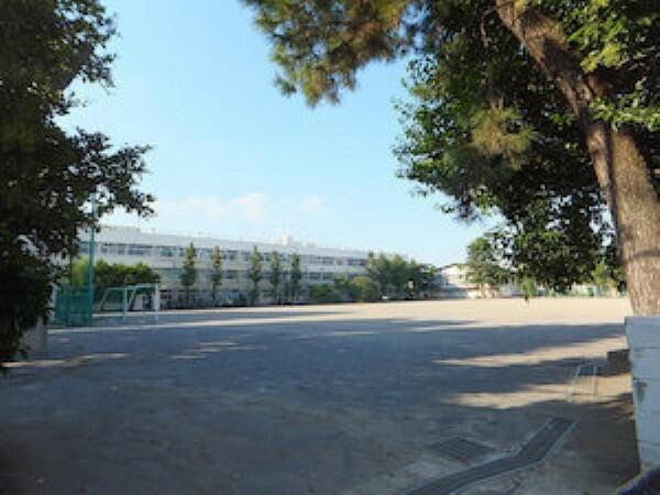 中学校 西東京市立田無第三中学校