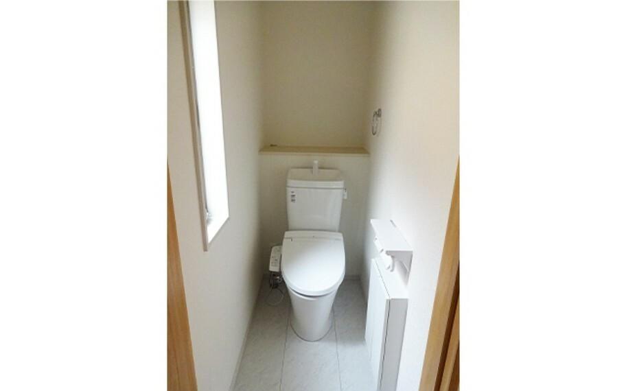 トイレ 現地写真:トイレ(2号棟)
