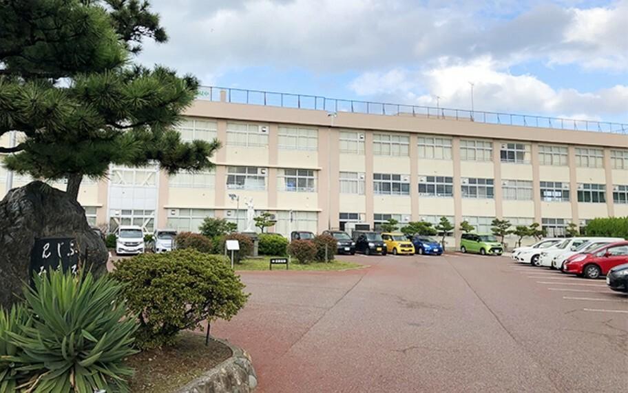 藤見中学校