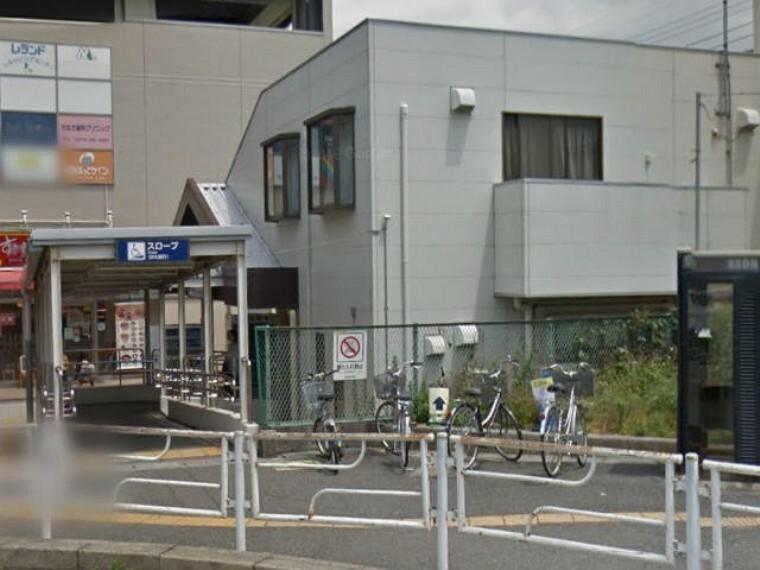 東武野田線「馬込沢」駅