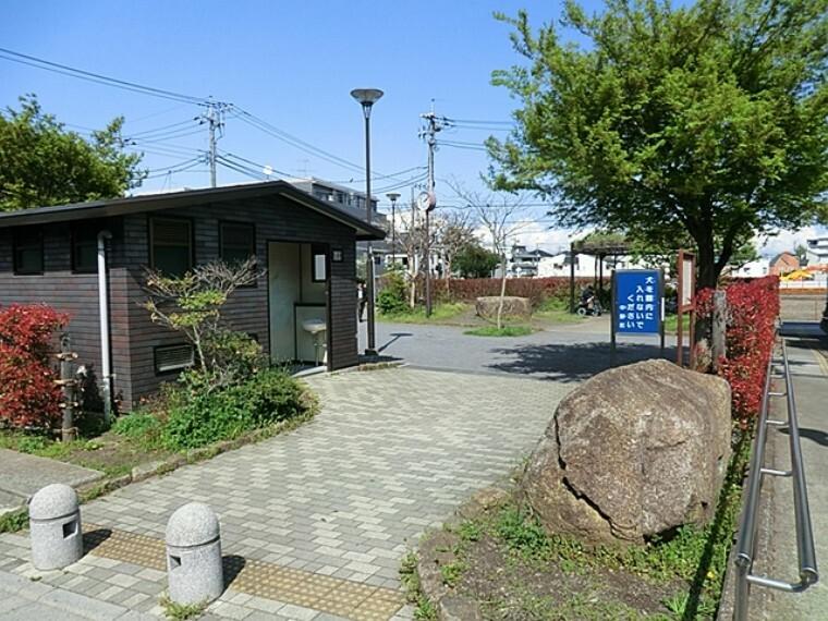 公園 白鷺ネムノキ公園