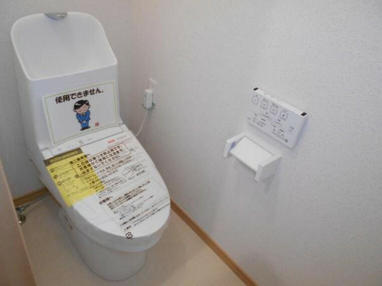 トイレ 【トイレ】ウォシュレット機能付きのトイレは各フロアに配置。