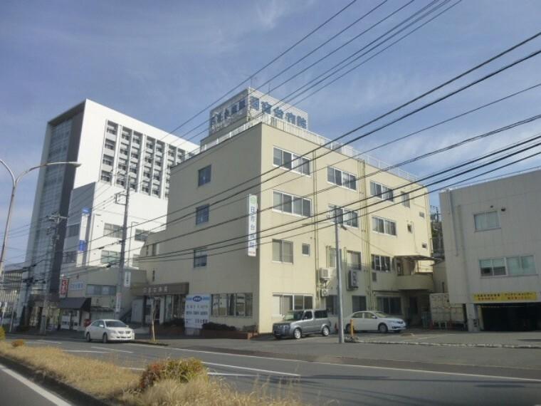病院 日吉台病院 1160m
