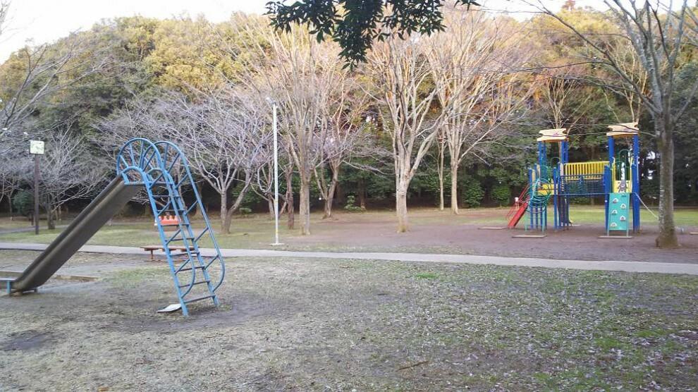 公園 日吉台中央公園 630m