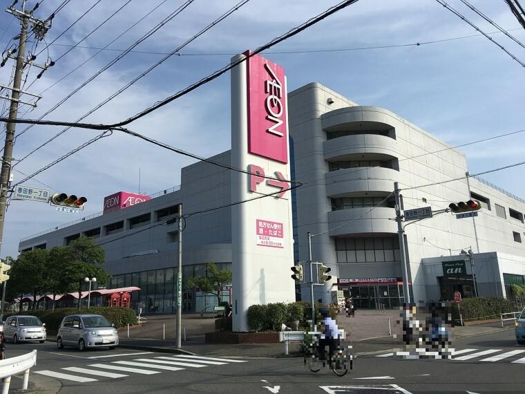 ショッピングセンター イオン南陽店 営業時間 1F 食品 朝8時から夜11時 2F、3F 朝9時から夜10時