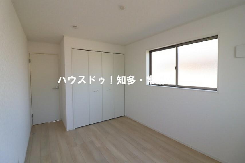 洋室 6.5帖洋室 大容量のクローゼット付き!