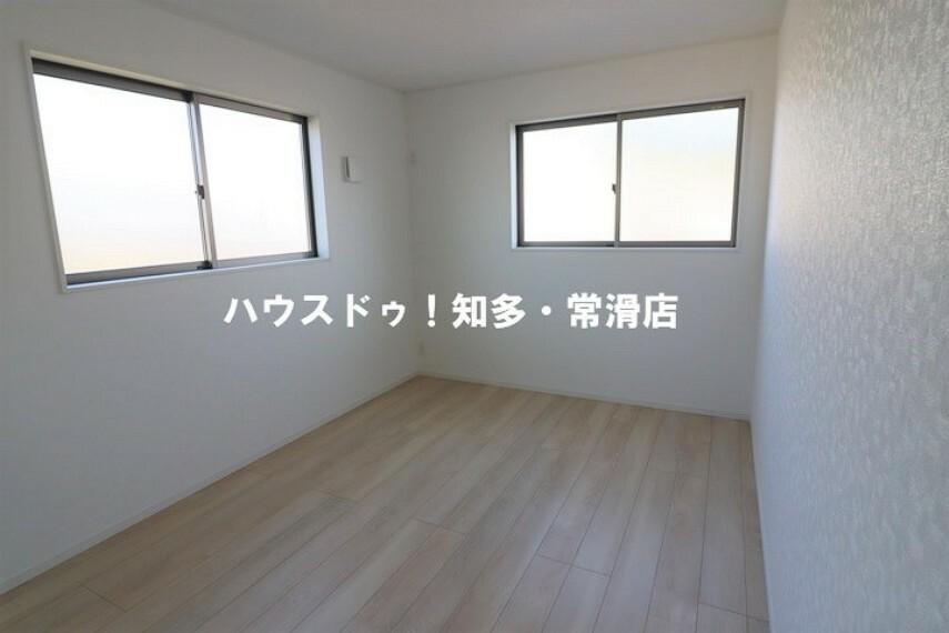 洋室 6.5帖洋室 2面採光で明るい居室