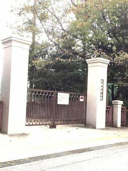 中学校 高蔵寺中学校