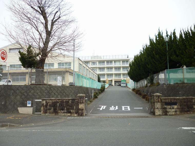 中学校 岳陽中学校 静岡県富士市伝法630