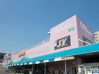ホームセンター スーパーバリュー草加店 埼玉県草加市栄町1丁目7-18