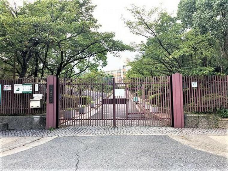 中学校 横尾中学校