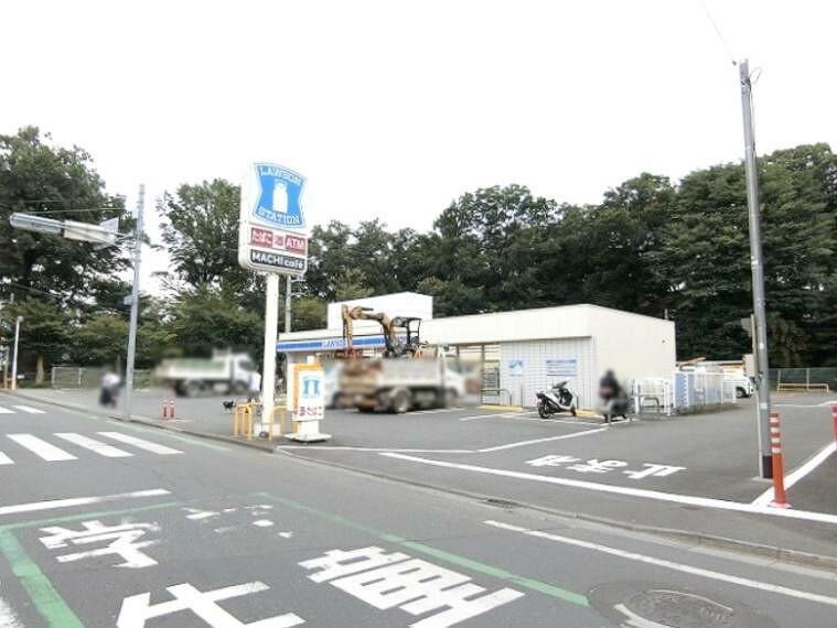 コンビニ ローソン 小平たかの台店(約499m)