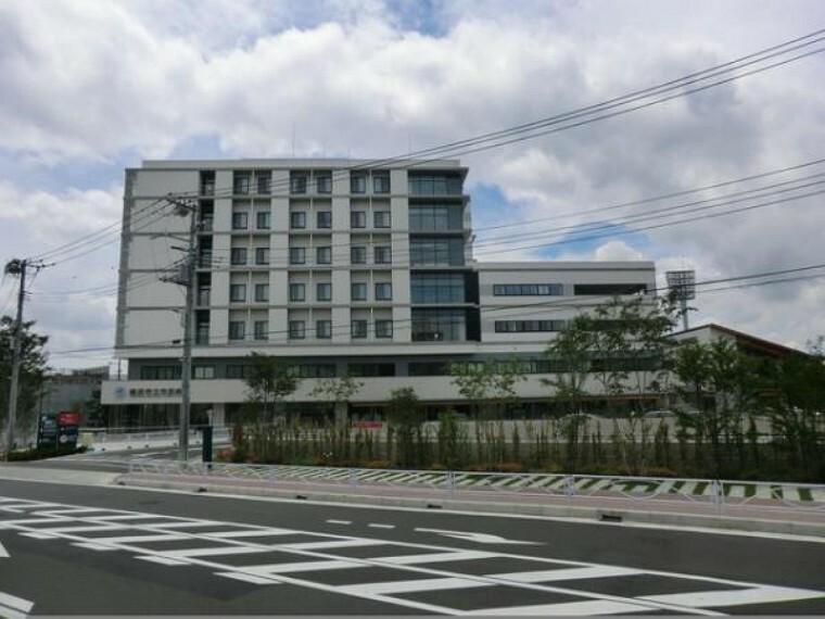 病院 横浜市立市民病院 約1740m