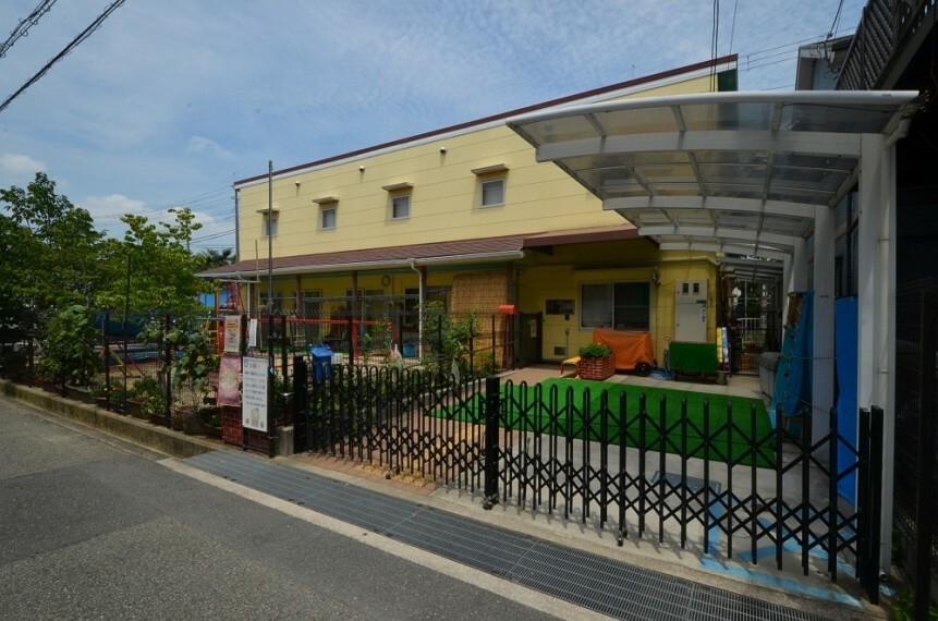 幼稚園・保育園 【保育園】第二あひる保育園まで432m