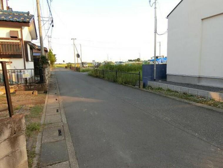 現況写真 JR宇都宮線「白岡」駅をご利用いただけます。