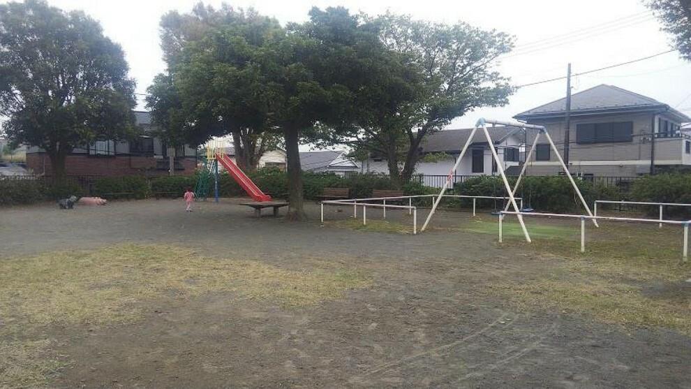 公園 田中町第一公園