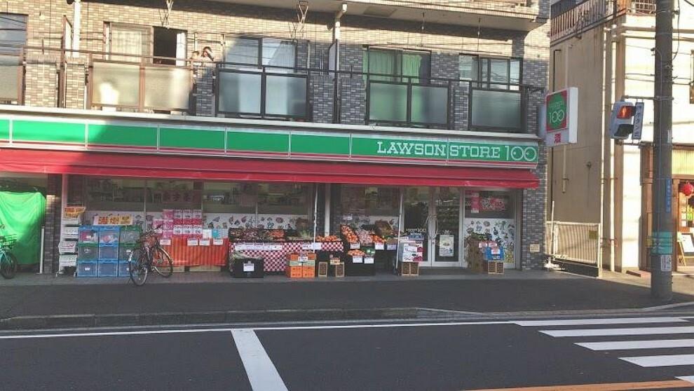 コンビニ ローソンストア100 磯子栗木店