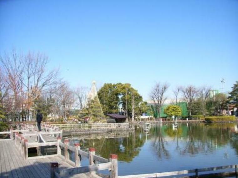 公園 三河島公園