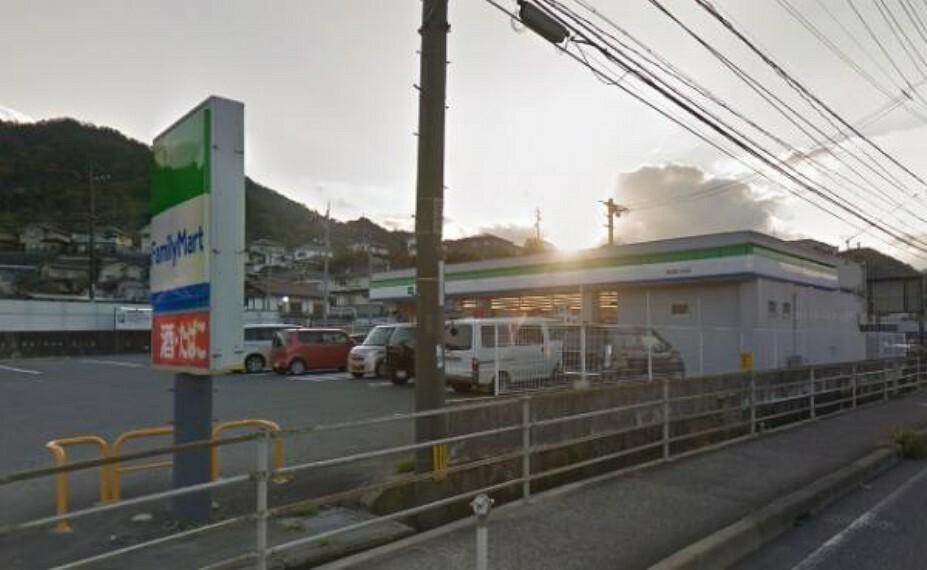 コンビニ ファミリーマート 東広島八本松店