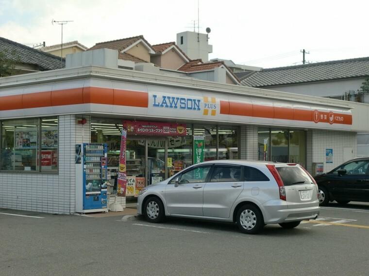 コンビニ 【コンビニエンスストア】ローソン西宮今津社前町店まで480m