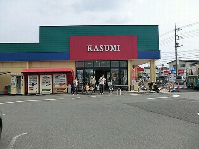 スーパー カスミ春日部藤塚店 徒歩8分(約590m)