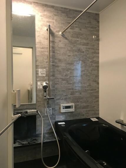 浴室 浴室もきれいにお使いです