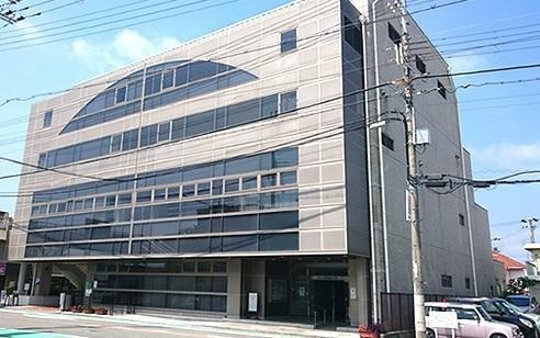 図書館 姫路市立図書館網干分館
