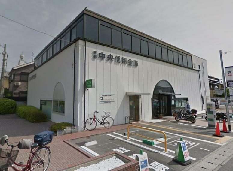 銀行 京都中央信用金庫樫原支店
