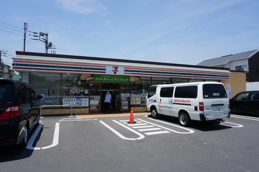 コンビニ (セブンイレブン船橋薬円台2丁目店)徒歩2分